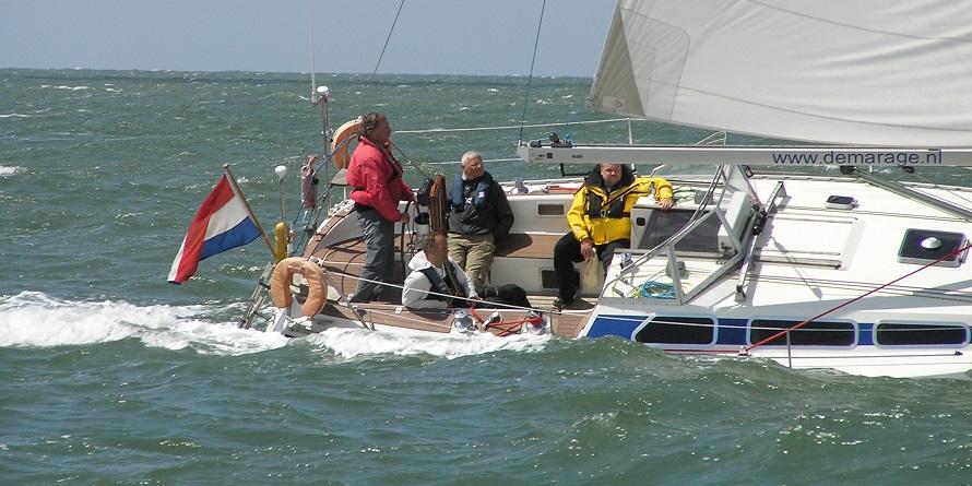 Zeiljacht huren zeeland