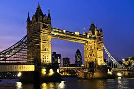 Zeilvakantie naar Londen