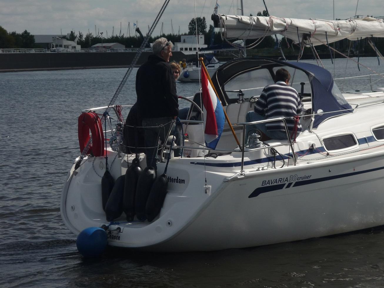 Zeiljacht Bavaria 30 Cruiser – Bon Chance