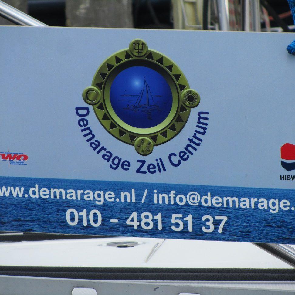 Bezoek jachthaven Waterkant/Demarage Zeil Centrum virtueel
